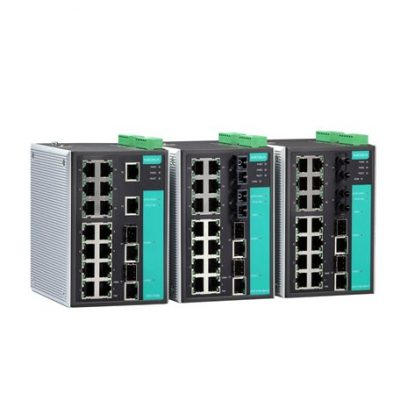 EDS-518A MOXA Layer 2 Managed Switch EDS-518A