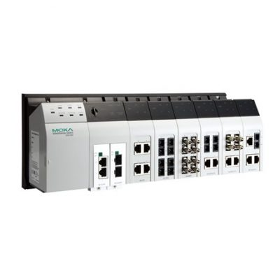 EDS-82810G MOXA Layer 2 Managed Switch EDS-82810G