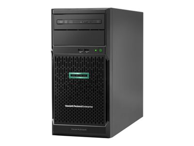P06781-S01 HPE ProLiant ML30 Gen10 Server, Intel ZE-2124 (1), 0 HDD (up to 4LFF), 1x8GB DDR4, 1x350W PS P06781-S01