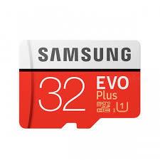 MB-MP32DA/APC Samsung Memory Card microSDHC 32GB, UHS-I EVO, 15MB/s Write*, 10 Years Limited Warranty