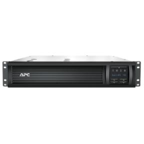 SMT750RMI2U APC SMART-UPS 750VA LCD Display, Rack mount, 2RU, 230V