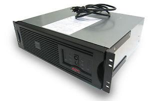 SU1400RMXLB3U APC Smart-UPS XL 1400VA RM 3U 120V - Black