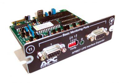 AP9607 APC UPS SMART SLOT INTERFACE EXP