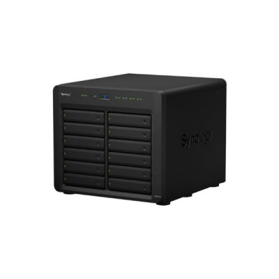 "DS3615XS Synology DiskStation DS3615xs 12-Bay 3.5"" Diskless 2xGbE/10GbE* NAS (Scalable) (ENT)"