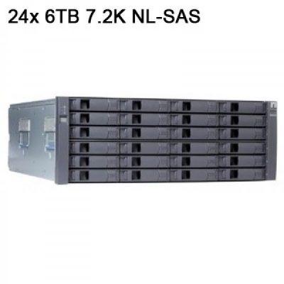 DS4246-07A1-24A-1P-SK-R6 NetApp DSK SHLF,24x6.0TB,7.2K,6G,1P,SK