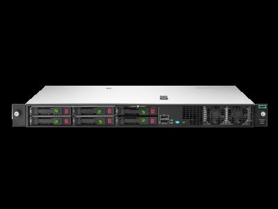 P17080-B21 HPE DL20 G10 E-2224 (1/1), 16G(1/4), SATA-2.5 HP(0/4),S100i,,NOCD,RACK,3YR