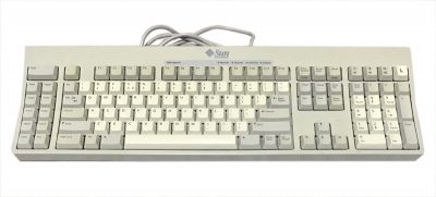 320-1367 Sun type-7 USB Unix keyboard