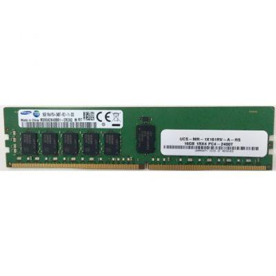 CIT-MR-1X161RV-A Cisco 16GB DDR4-2400-MHz RDIMM/PC4-19200/single rank/x4/1.2v