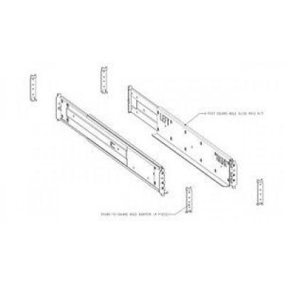 X-02659-00 NetApp Rail Kit,4-Post,Rnd/Sq-Hole,Adj,24-32