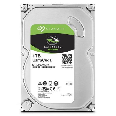 ST1000DM010 Seagate Barracuda 1TB 3.5in HDD