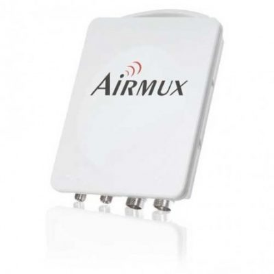 AIRMUX-5000/SU/F24F/50M/EXT AIRMUX-5000 50MBPS SUBSCRIBER UNIT WITH CONNECTORIZED ANTENNA, FACTORY DEFAULT 2.4 GHZ FCC