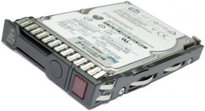 R0Q65A HPE MSA 7.2TB SAS 10K SFF M2 6pk HDD Bdl