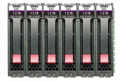 R0P91A HPE MSA 60TB SAS 7.2K LFF 6pk HDD BUNDLE (6 x 10TB LFF - P9M82A)