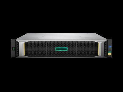 Q1J01B HPE MSA 2050 SAN DC SFF Storage