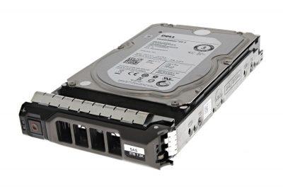 1P7DP Dell HDD 2TB 7.2K SAS6 128MB 3.5 1P7DP