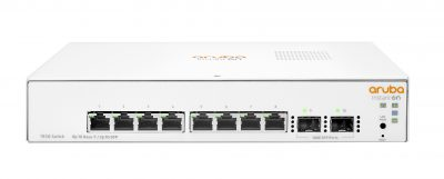 JL680A HPE Aruba Instant On 1930 8G 2SFP Switch - switch - 10 ports - managed - rack-mountable JL680A