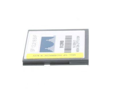 MEM-CF-512MB Cisco 512MB Compact Flash Cisco 1900 MEM-CF-512MB