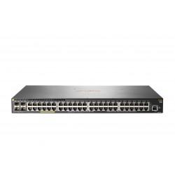 JL262ACM HPE Aruba 2930F 48G PoE+ 4SFP - Central Managed - switch - 48 ports - managed JL262ACM