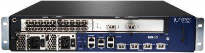 MX80-AC JUNIPER MX80 CHASSIS AC,4X10GE XFP,FAN TRAY MX80-AC