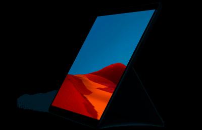 "1WX-00019 SURFACE PRO X LTE 13"", SQ2, 16GB, 256GB, W10P, 2Y - BLACK 1WX-00019"