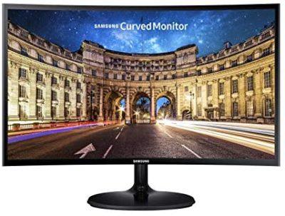 C27F390FHN Samsung CF390 Series C27F390FHN - LED monitor - curved - Full HD (1080p) C27F390FHN