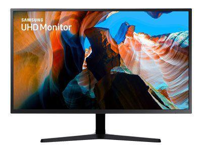 """U32J590UQN Samsung U32J590UQN - UJ59 Series - LED monitor - 4K - 32"""" U32J590UQN"""