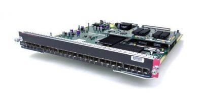 WS-X6824-SFP-2T Cisco Catalyst 6500 24pt GigE fabricenabled w/ DFC4 WS-X6824-SFP-2T
