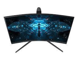 "C27G75TQSN Samsung Odyssey G7 C27G75TQSN - G75T Series - QLED monitor - curved - 27"" C27G75TQSN"
