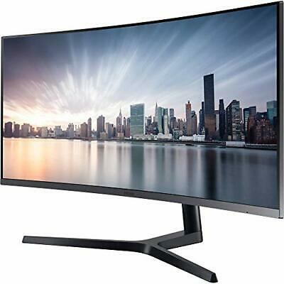 "C34H890WGN Samsung C34H890WGN - CH89 Series - LED monitor - curved - 34"" C34H890WGN"