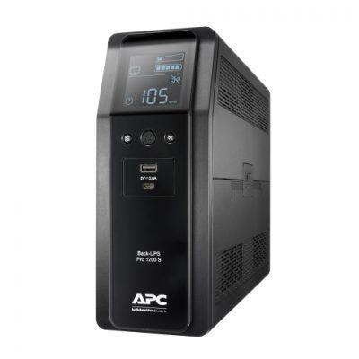 BR1200SI APC Back UPS Pro BR 1200VA, Sinewave,8 Outlets, AVR, LCD interface BR1200SI