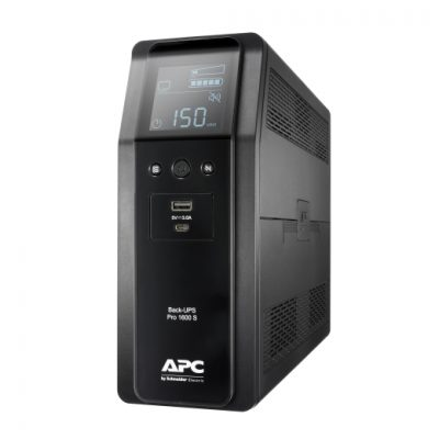 BR1600SI APC Back UPS Pro BR 1600VA, Sinewave,8 Outlets, AVR, LCD interface BR1600SI