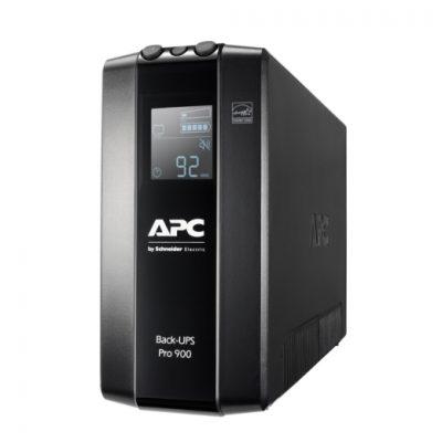 BR900MI APC Back UPS Pro BR 900VA, 6 Outlets, AVR, LCD Interface BR900MI