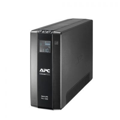 BR1300MI APC Back UPS Pro BR 1300VA, 8 Outlets, AVR, LCD Interface BR1300MI