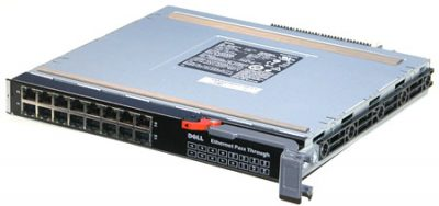 WW060 Dell Networking 1Gb Ethernet Pass-Through WW060