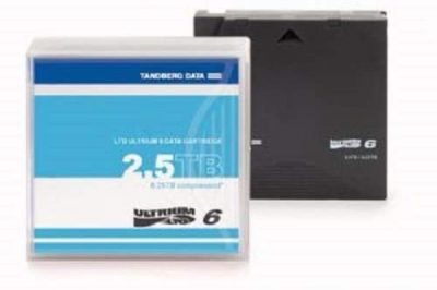 OV-LTO901605 Tandberg LTO-6 data cartridge (5-pack, contains 5 pieces) OV-LTO901605