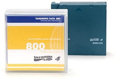 OV-LTO901405 Tandberg LTO-4 data cartridge (5-pack, contains 5 pieces) OV-LTO901405