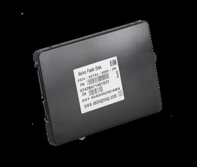 "AS25-SATA3-2000-ZDFM Asine Photon Series 2.5"" SATA high capacity MLC flash disk AS25-SATA3-2000-ZDFM"