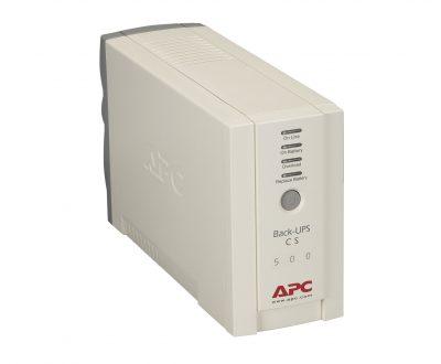 BK500 APC Back-UPS - 120V, 500VA, 300-Watt, 6-Outlet, Beige BK500