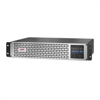 SMTL1000RMI2UC APC Smart-UPS Lithium Ion, Short Depth 1000VA, 230V with SmartConnect SMTL1000RMI2UC