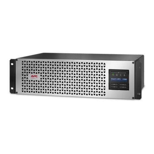 SMTL1500RMI3UC APC Smart-UPS Lithium Ion, Short Depth 1500VA, 230V with SmartConnect SMTL1500RMI3UC