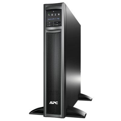 SMX750 APC Smart-UPS Rackmountable Tower - LCD, 750VA, 120V SMX750