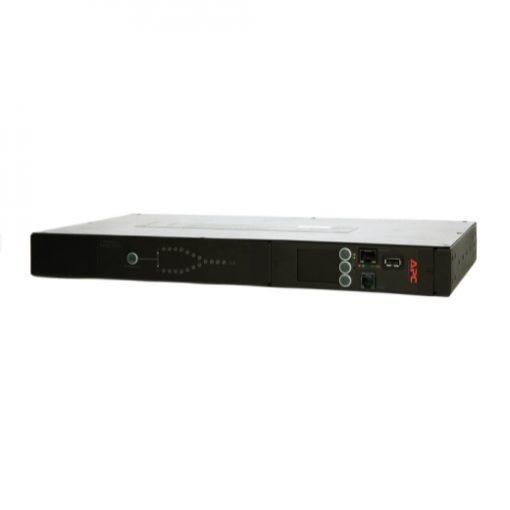 AP4422 APC Rack ATS, 230V, 16A, (2) IEC 309 in, (1) IEC 309 out AP4422