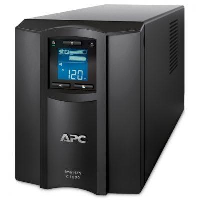 SMC1000IC APC Smart-UPS 1000VA, Tower, LCD 230V with SmartConnect Port SMC1000IC