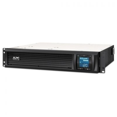 SMC1000I-2UC APC Smart-UPS 1000VA, Rack Mount, LCD 230V with SmartConnect Port SMC1000I-2UC