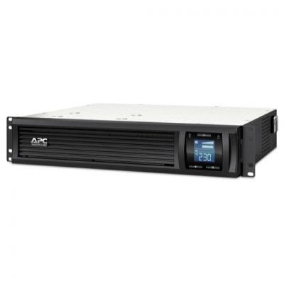 SMC1000I-2U APC Smart-UPS C 1000VA LCD RM 2U 230V SMC1000I-2U