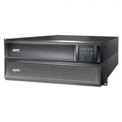 SMX1500RMI2UNC APC Smart-UPS X 1500VA Rack/Tower LCD 230V with Network Card SMX1500RMI2UNC