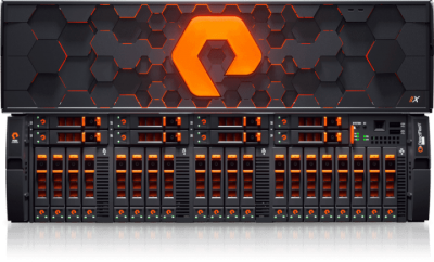 //X10 Pure Storage FlashArray //X All-Flash, NVMe Array //X10