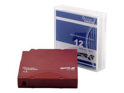 OV-LTO901805 Tandberg LTO-8 data cartridge (5-pack, contains 5 pieces) OV-LTO901805