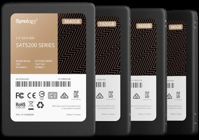 SAT5200-480G Synology SAT5200 SATA SSD SAT5200-480G