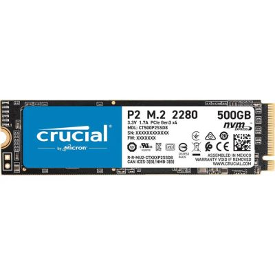 CT500P2SSD8-HS CRUCIAL P2 500GB CT500P2SSD8-HS